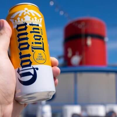Grab a beer & get on the boat!